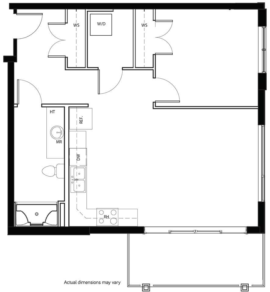 layout suite A shiraz gardens